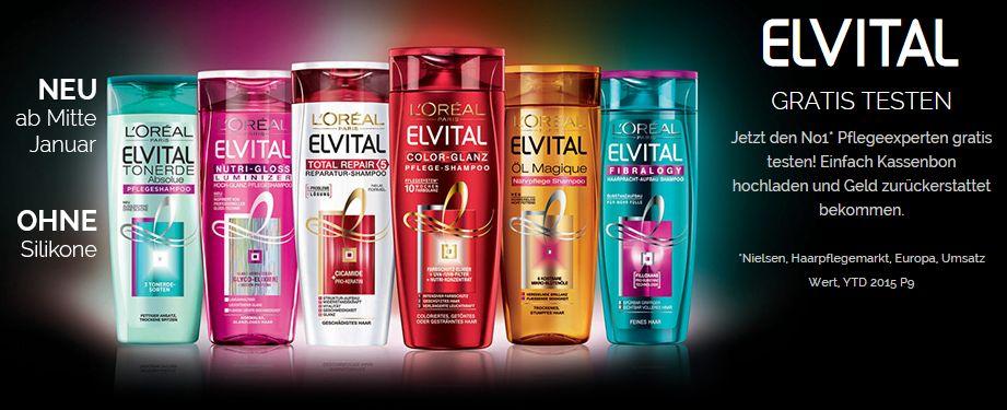Shampoo-Gratis-testen