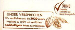 Duplo-Werbung
